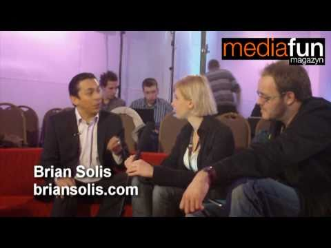 Blog Forum Gdańsk - Brian Solis Interview part 1/2