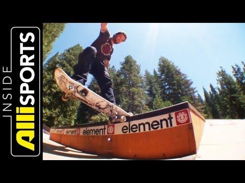 Chris Nieratko, Bam Margera Talk Skateboard Skills, Contests | Inside Alli Sports