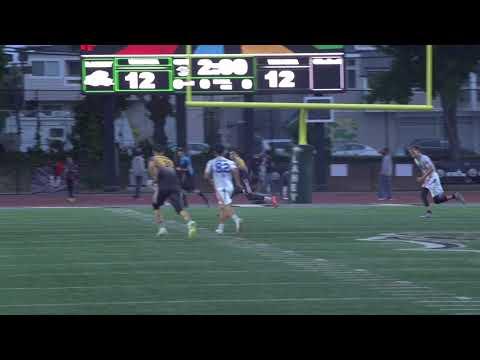 Keenan Laurence 9-Score, 500-Yard Highlights | Week 11 AUDL