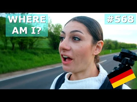 GOT LOST HIKING IN THURINGEN GERMANY DAY 586 | TRAVEL VLOG IV
