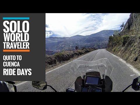 Ride Day 44: Quito, Ecuador to Cuenca, Ecuador
