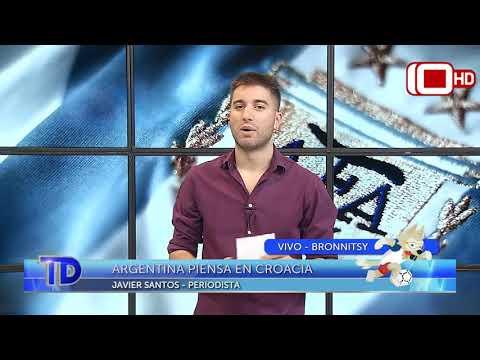 Móvil en vivo desde Rusia: Argentina ya piensa en Croacia