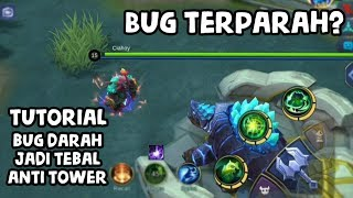 Bug Darah jadi super Tebal! Mobile Legends Indonesia