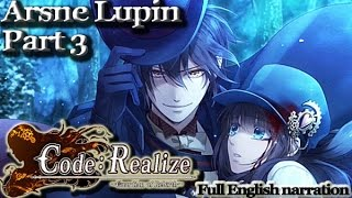 Code: Realize - Lupin Route Part 3 (full English narration)(PS Vita)