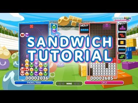Ya disponible la demo de Puyo Puyo Tetris en la store europea de Switch