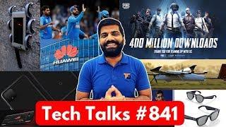 Tech Talks #841 - India Vs Pak, ROG Phone 2, Bose Frames AR, PUBG Mobile Update, ISRO Solar Mission