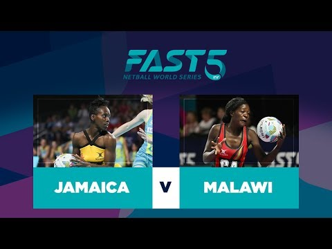 Jamiaca v Malawi | Fast5 World Series 2017
