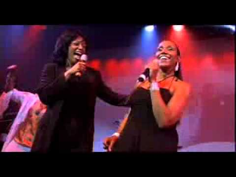 Kathy Sledge - We Are Family (Live)
