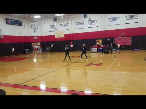 BBHMM BLACKPINK remix dance:: talent show