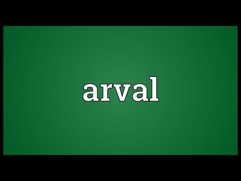 Header of Arval