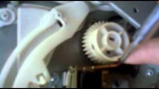 Шум при печати HP 1200