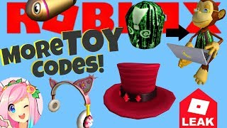 Roblox Toy Code Items for NEW Celebrity Series 4 & Series 6