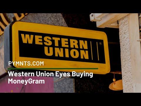 Western Union Eyes Buying MoneyGram