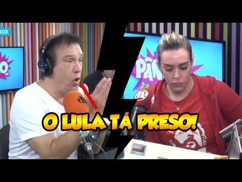 A Petista falou mal do Bolsonaro e foi HUMILHADA no Pânico - EP. 86