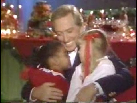Andy Williams Christmas.Andy Williams Christmas Special 1985 Part 2
