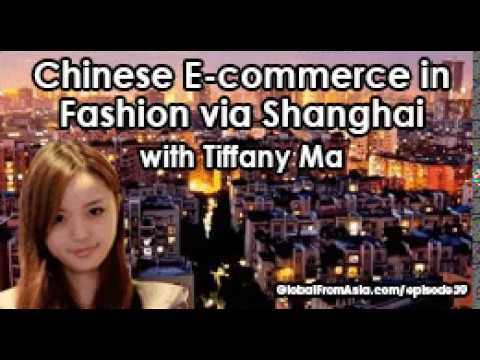 Podcast | Running E-Commerce in China from Shanghai, with a Splash of Fashion with Tiffany Ma