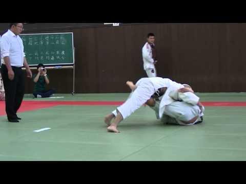 201410/12阪大対柔術 生田選手対田中選手