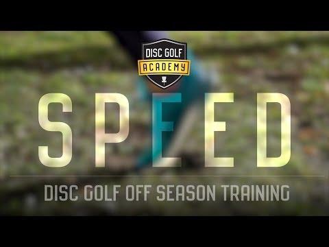 Disc Golf Academy – Off Season Training (SPEED)
