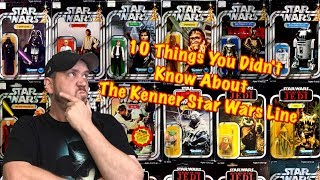 10 Things You Didnt Know About The Kenner Star Wars Line