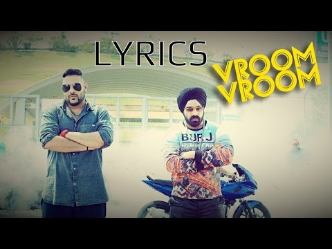 Vroom Vroom LYRICS | Badshah & Simranjeet Singh | New Song 2015