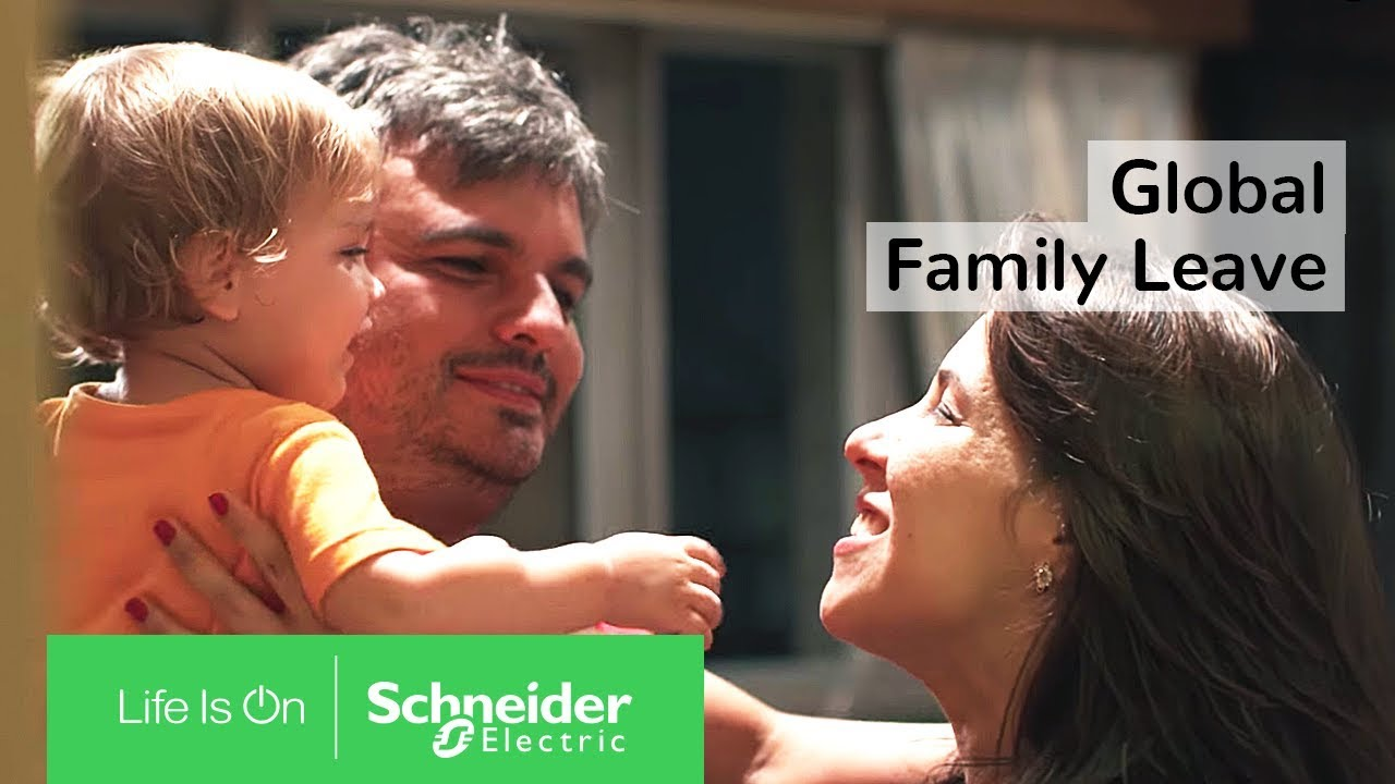 Schneider Electric Global Family Leave | Schneider Electric