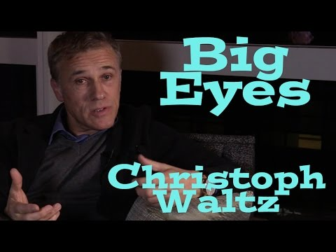 DP/30: Big Eyes, Christoph Waltz