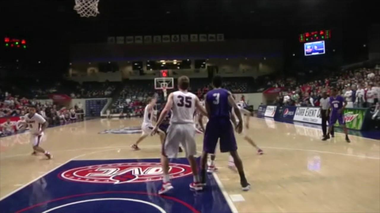 Trevecca Men's Basketball   02212017 at Belmont University ...