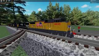 NEW SD70ACE'S Roblox Ro scale joliet