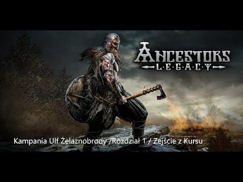Become a viking in Ancestors Legacy    ( Kampania Ulf Żelaznobrody /Rozdział 1  ) |
