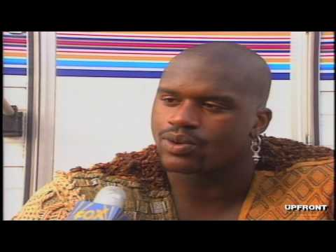 Shaq exclusive feature story on Straight from the streets by filmmaker Keith O'Derek