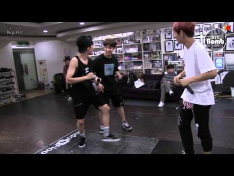 [BANGTAN BOMB] Attack on BTS at dance practice