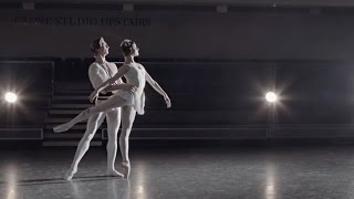 Symphonic Variations in the rehearsal room (The Royal Ballet)