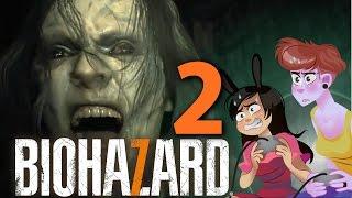 RESIDENT EVIL 7 BIOHAZARD - 2 GIRLS 1 LET