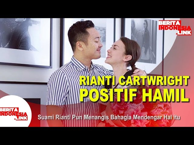 Rianti Cartwright Positif Hamil