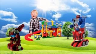 Машинки.Роботы - трансформеры. Развивающие игры для малышей.