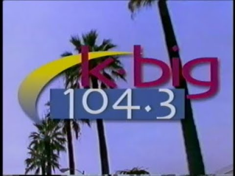 KBIG 104.3 Los Angeles - TV Commercial - 2000