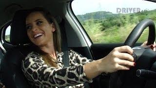 Test Drive Citroën C4 Lounge ǀ DRIVER