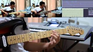 Sukacita Surga Guitar & Bass Cover - Instrumental - Gary Wiryawan