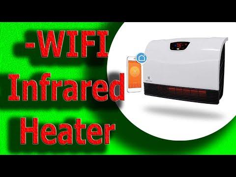Heat Storm HS 1500 PHX WIFI Infrared Heater 2020