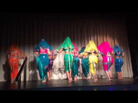 Vajle ki bara dance by Swedish Girls