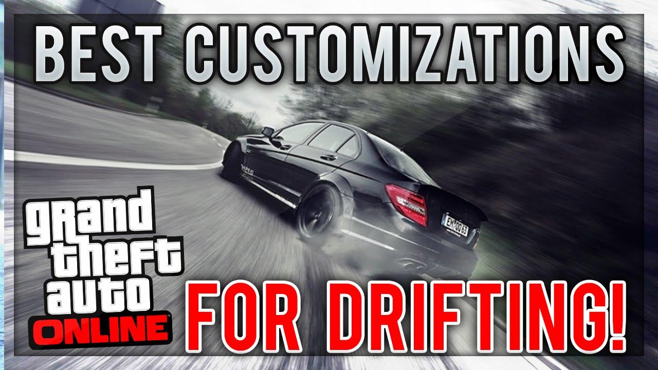 Gta Online Best Customizations For Your Drift Car Best Gta