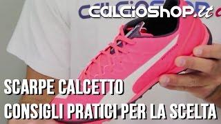 Calcioshop: Come Scegliere la Scarpa da Calcetto!