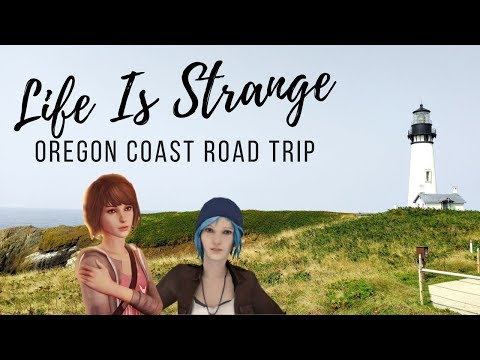 "My ""Life Is Strange"" Road Trip! 