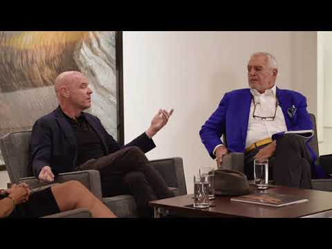 In Conversation: Walton Ford and Irving Blum