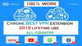 Best Chrome unlimited free VPN for Windows 10, 8, 7 and Android 2019 (100%work)