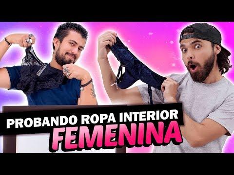 Probando ropa interior femenina - Cosas de chicas: Episodio 20