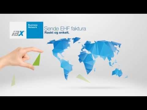 Capgemini IBX Business Networks Presents EHF Invoice Portal