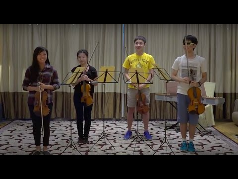 Calvin Leung's Reunion Song Opus 114