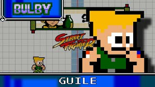 Guile's Theme 8 Bit Remix - Street Fighter 2