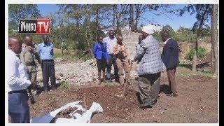 'Muhunjia' kunyitwo agithikuria mbirira 7 niguo endie mugunda Kinamba, Naivasha